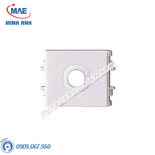 Nút che trơn, có lỗ trống, size M-Series S-Flexi - Model F50XM2_WE
