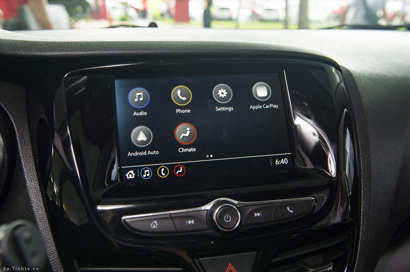 VinFast Fadil Hatchback 1.4L AT Phiên Bản Tiêu Chuẩn (Máy xăng) - Hình 19