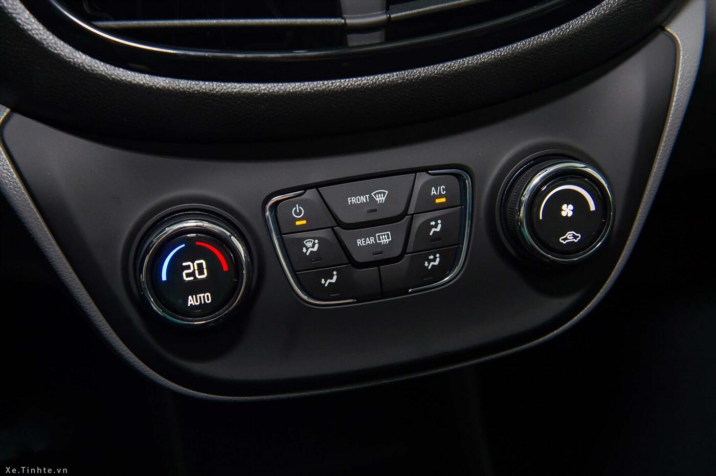 VinFast Fadil Hatchback 1.4L AT Phiên Bản Tiêu Chuẩn (Máy xăng) - Hình 21