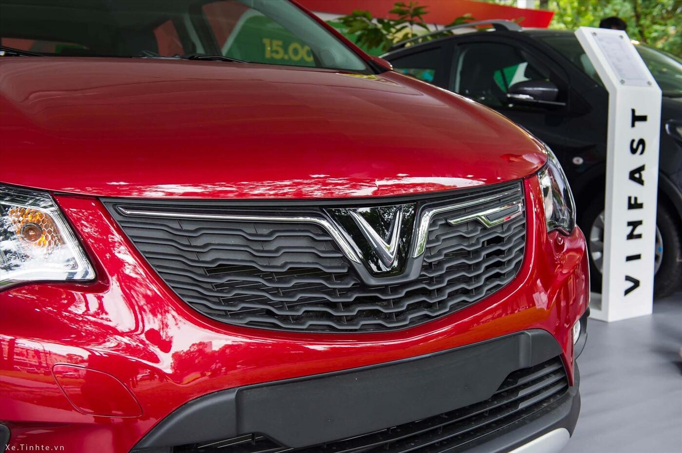 VinFast Fadil Hatchback 1.4L AT Phiên Bản Tiêu Chuẩn (Máy xăng) - Hình 5