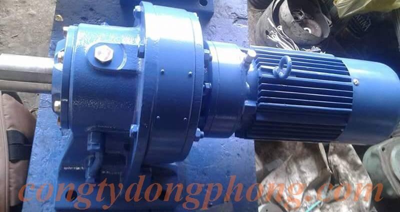 Motor giảm tốc Cyclo Sumitomo 3hp 1/59