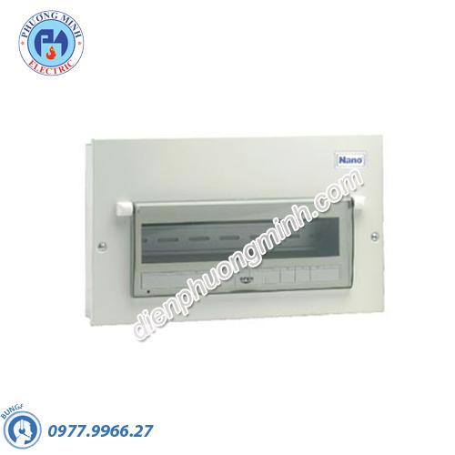 Tủ điện vỏ kim loại chứa 13 module - Model FDP113