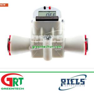 FHKU LCD   Reils   Đồng hồ lưu lượng   Positive displacement counter   Reils Instruments Vietnam