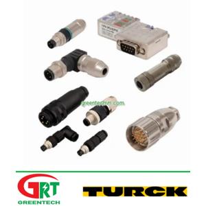 Field-attachable connector | Turck | Đầu kết nối | Turck Vietnam