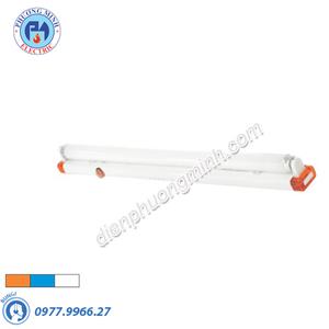 Máng đèn đơn 1,2m siêu mỏng - Model FLC-410B