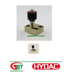 Flow limiter DVP-06 | Hydac Bộ giới hạn lưu lượng DVP-06 |Flow limiter DVP-06 | Hydac Việt Nam