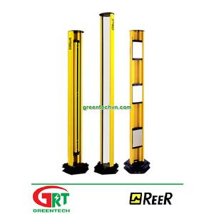 FMC | Reer EOS4 | Hàng rào điện tử FMC | Light curtain floor mounting column FMC | Reer Việt Nam