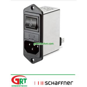 FN 280   Power entry module with EMI filter   Mô-đun nguồn điện với bộ lọc EMI   Schaffner Việt Nam