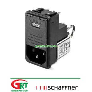 FN 370   Power entry module with EMI filter   Mô-đun nguồn điện với bộ lọc EMI   Schaffner Việt Nam