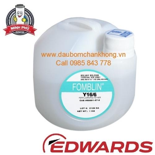 EDWARDS OIL FOMBLIN® Y VAC 16/6