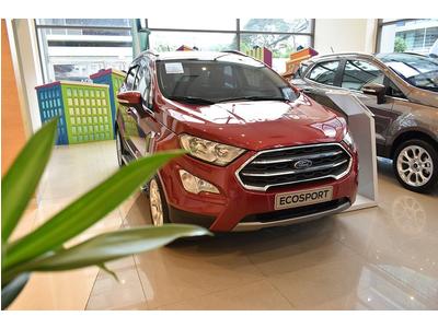 Ford EcoSport 1.5L MT Ambiente