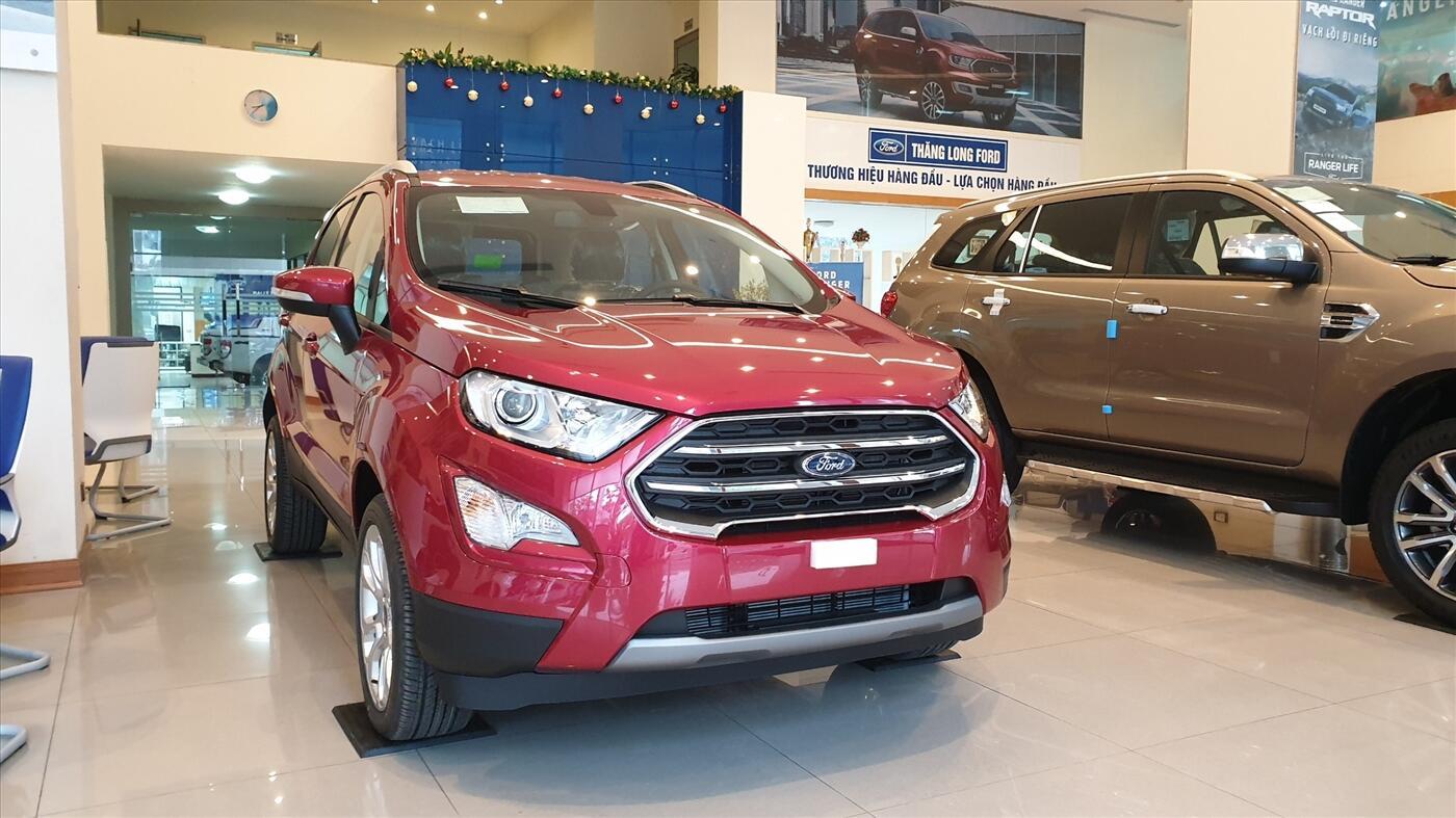 Ford Ecosport 1.0L Ecoboost