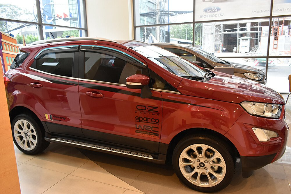 Ford EcoSport 1.5L AT Trend