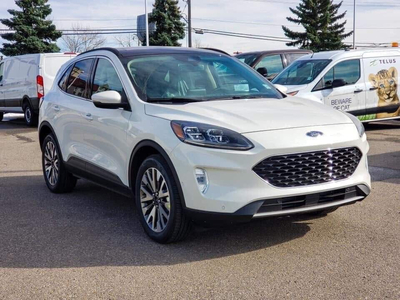 Ford Escape 1.5L Ecobosst 2021