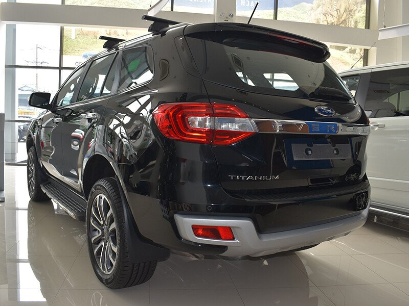 Ford Everest 2.0L Bi-Turbo AT 4x4