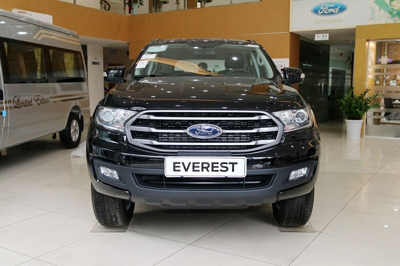 Ford Everest Ambiente 2.0L 4x2 AT