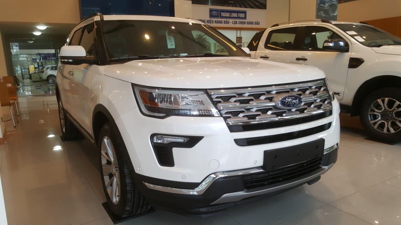New Ford Explorer 2021