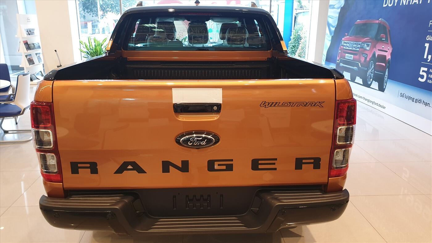 Ford Ranger Wildtrak 2.0L 4x4