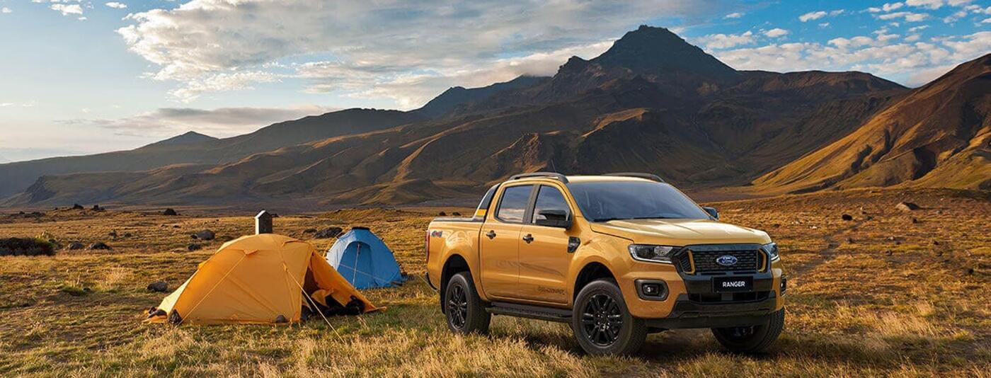 Ford Ranger Lắp Ráp Trong Nước Có Thay Đổi Với Xe Nhập Khẩu
