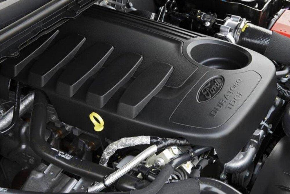 Động cơ dầu Diesel turbo tăng áp 2.0L mạnh mẽ