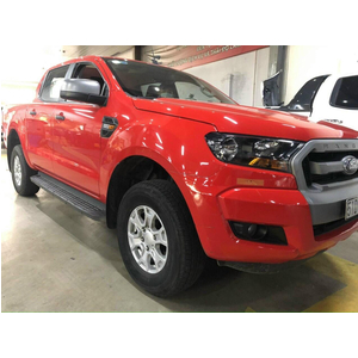 Ford Ranger MT số sàn 2017 đỏ rực rỡ