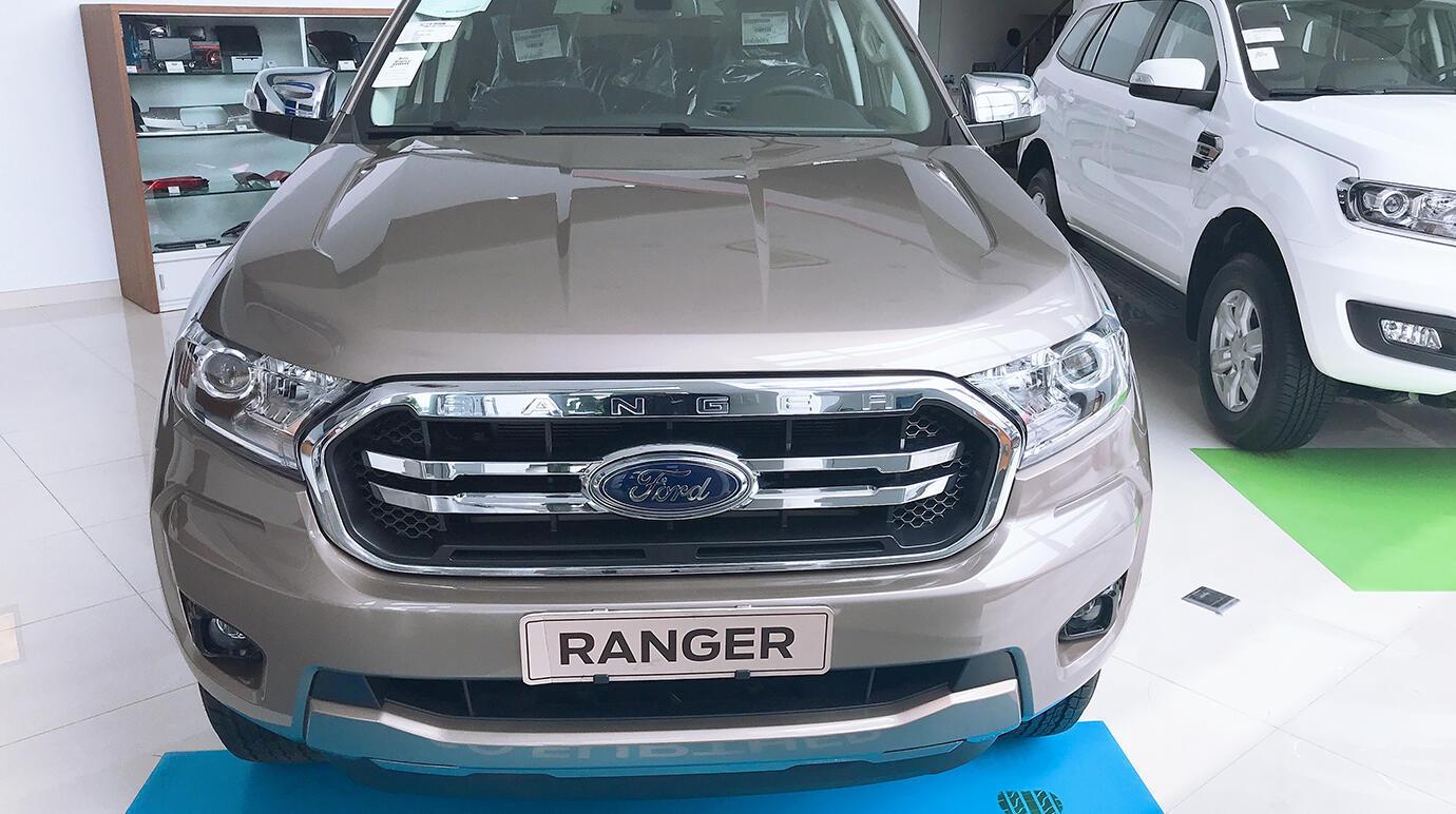 Ford Ranger sức kéo vô song