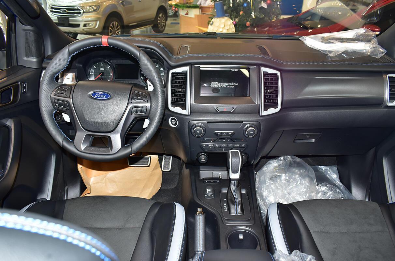 Ford Ranger Raptor 2.0L 4x4 AT - Hình 11