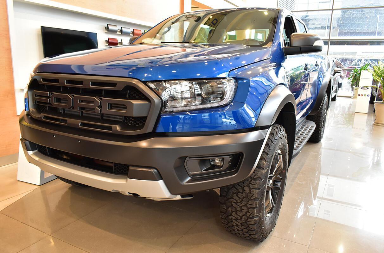 Ford Ranger Raptor 2.0L 4x4 AT - Hình 10