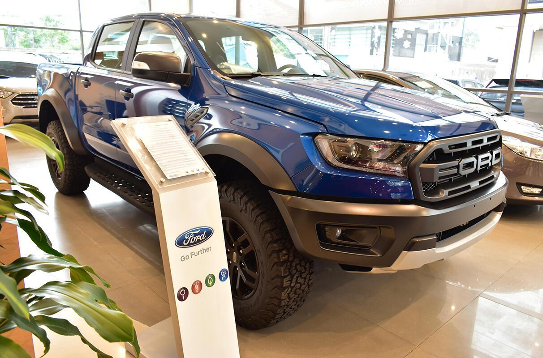 Ford Ranger Raptor 2.0L 4x4 AT - Hình 18
