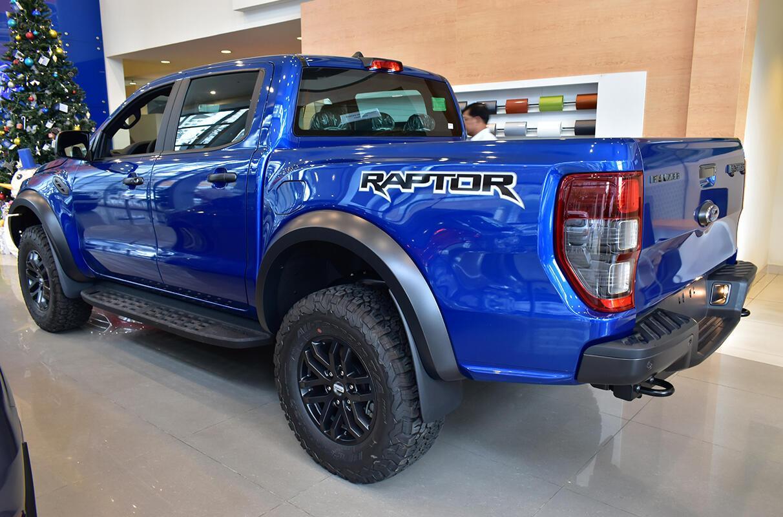 Ford Ranger Raptor 2.0L 4x4 AT - Hình 3