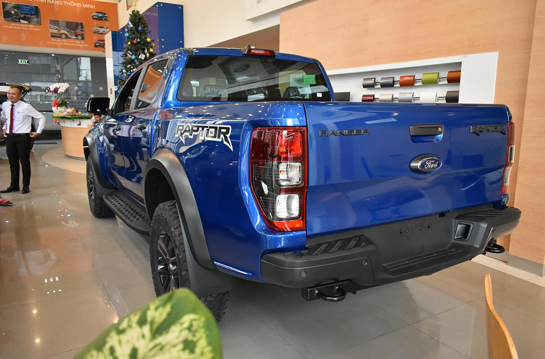 Ford Ranger Raptor 2.0L 4x4 AT - Hình 19
