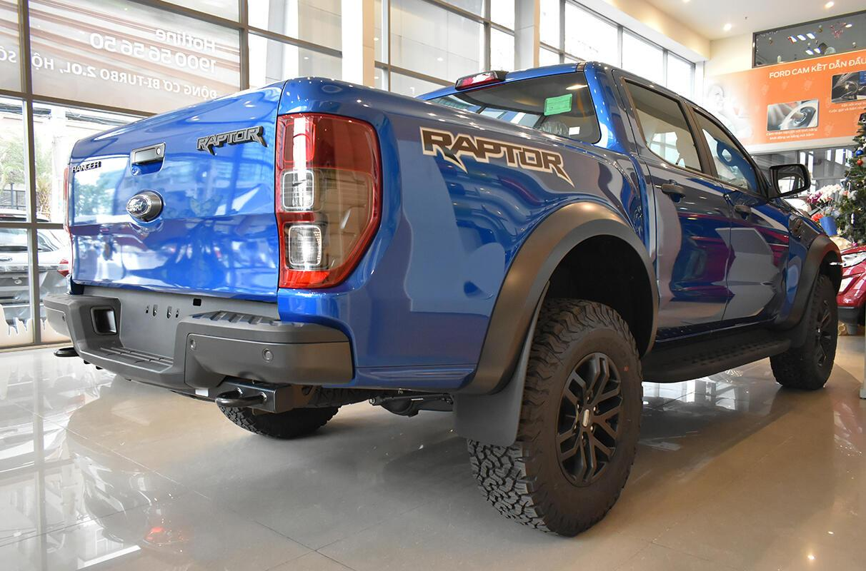 Ford Ranger Raptor 2.0L 4x4 AT - Hình 8