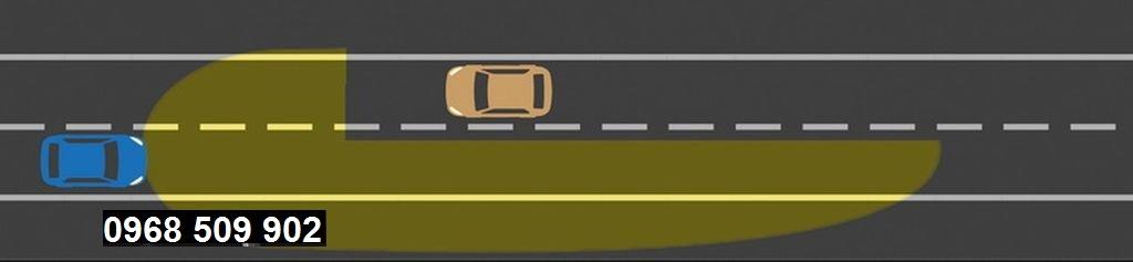 Đèn pha thông minh trên xe Ford