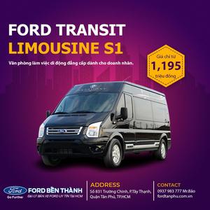 Ford Transit Limousine S1