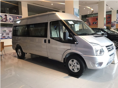 Ford Transit Luxuary 2021
