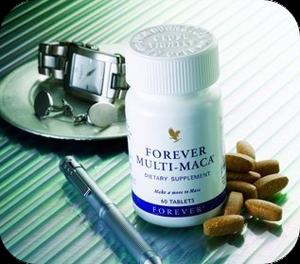 Forever Multi-Maca MS 215 Giúp tăng cường sức khỏe, hỗ trợ chức năng sinh lý của nam giới