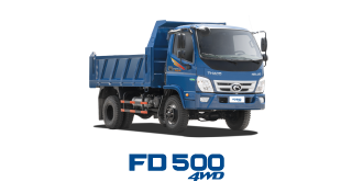 Thaco Forland FD500 - 4WD