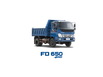 Thaco Forland FD650 - 4WD