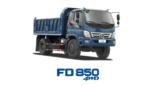 Thaco Forland FD850 - 4WD