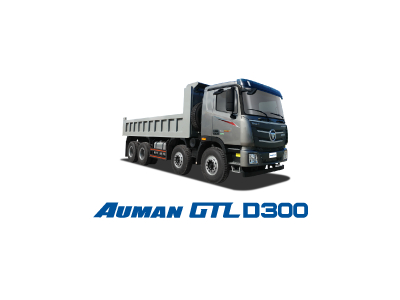 Foton Auman GTL D300