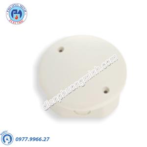 Hộp nối dây tròn, nhựa trắng - Model FPCA103