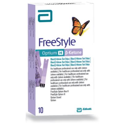 Que thử β-Ketone máu FreeStyle Optium H