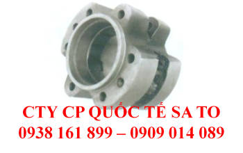 Front Axle Hubs FB20-25-6,-7