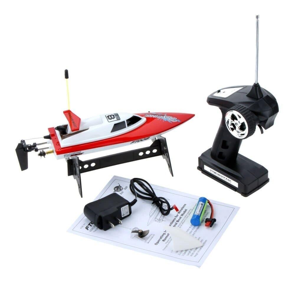 Đồ chơi mô hình BBT GLOBAL - Thuyền đua điều khiển từ xa - FT008