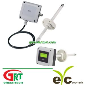 FTS34 | Cảm biến đo lưu lượng gió | FTS34/35 Air Velocity Transmitter | Eyc-tech Vietnam