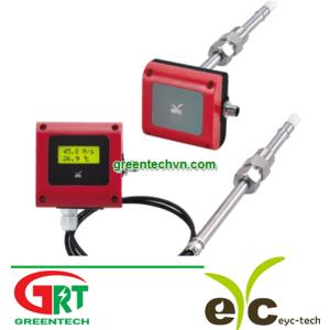 FTS84 | Cảm biến đo lưu lượng gió | FTS84/85 Digital Thermo Air Velocity Transmit | Eyc-tech Vietnam