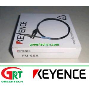 FU-65X Fiber Unit, Reflective | Keyence FU-65X | Cảm biến quang | Keyence VietNam