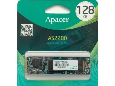 SSD Apacer M.2 2280 128GB AS2280 - Giải pháp nâng cấp SSD cho máy tính