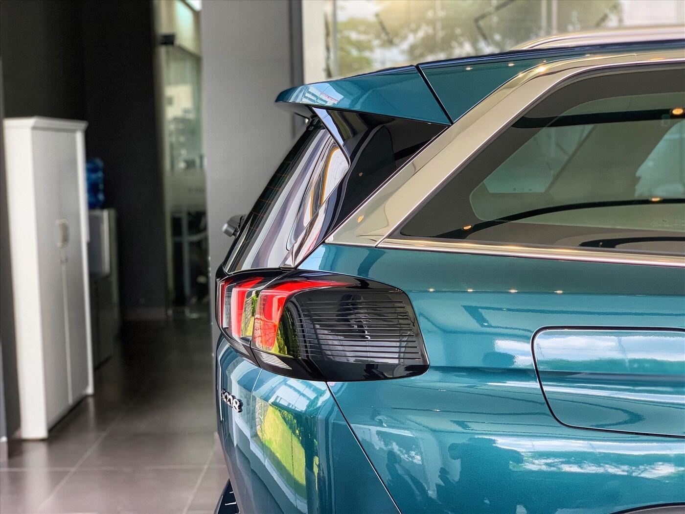 Peugeot 5008 2021 - Xanh EDZ