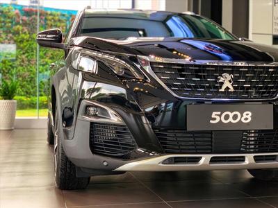 Peugeot 5008 2021 - Đen KTV
